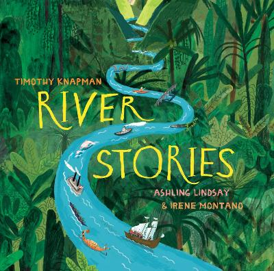 Cover for River Stories by Timothy Knapman