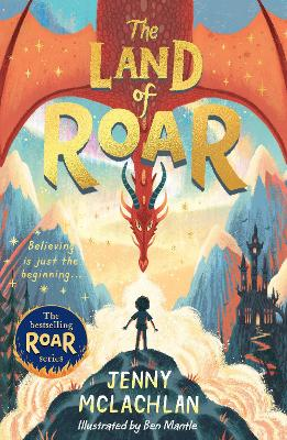 Cover for The Land of Roar by Jenny McLachlan