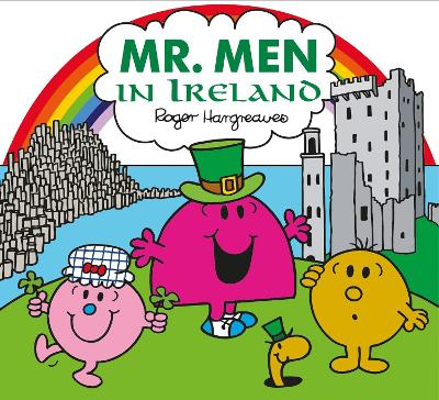 Cover for Mr. Men in Ireland by Adam Hargreaves