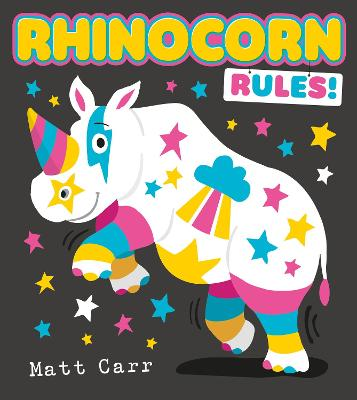 Cover for Rhinocorn Rules by Matt Carr