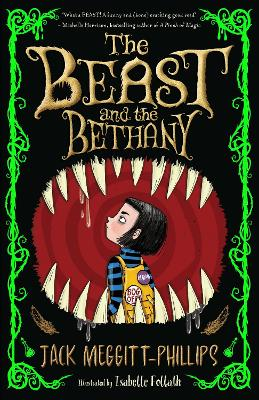 Cover for The Beast and the Bethany by Jack Meggitt-Phillips