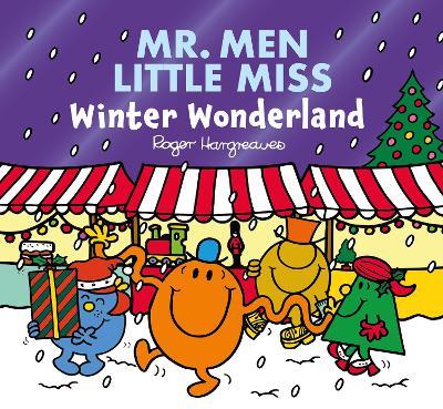Mr. Men Little Miss Winter Wonderland