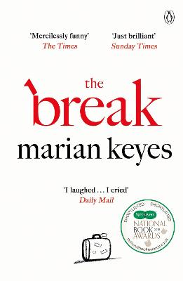Cover for The Break by Marian Keyes