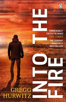 Cover for Into the Fire by Gregg Hurwitz