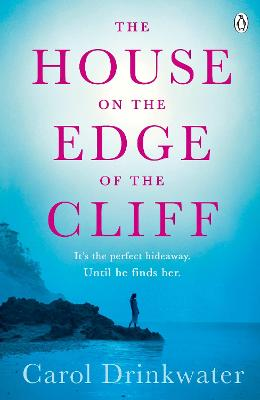 Cover for The House on the Edge of the Cliff by Carol Drinkwater