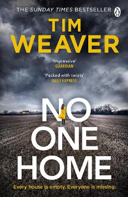 Cover for No One Home by Tim Weaver