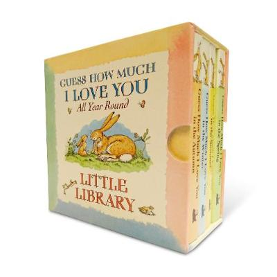 Cover for Guess How Much I Love You Little Library by Sam McBratney