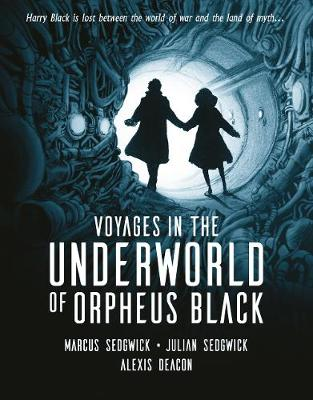 Cover for Voyages in the Underworld of Orpheus Black by Marcus Sedgwick, Julian Sedgwick