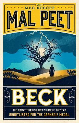 Cover for Beck by Meg Rosoff, Mal Peet