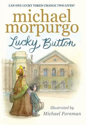 Book Cover for Lucky Button by Michael Morpurgo