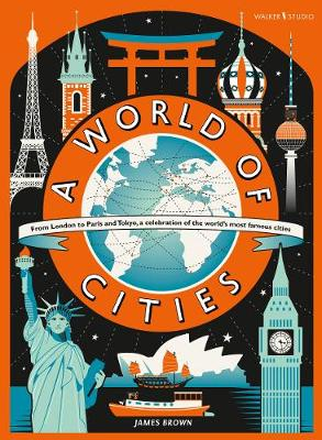 Cover for A World of Cities by Lily Murray