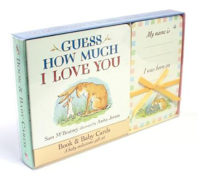 Cover for Guess How Much I Love You by Sam McBratney