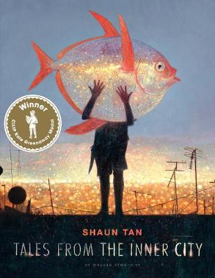Cover for Tales from the Inner City by Shaun Tan