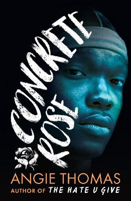 Cover for Concrete Rose by Angie Thomas