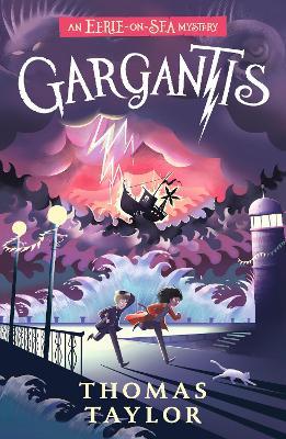 Cover for Gargantis by Thomas Taylor
