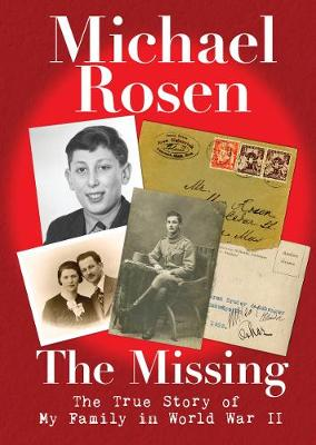 Cover for The Missing by Michael Rosen