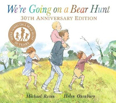 Cover for We're Going on a Bear Hunt by Michael Rosen