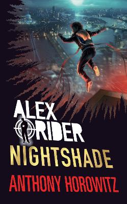 Cover for Nightshade by Anthony Horowitz