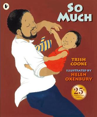 Cover for So Much by Trish Cooke