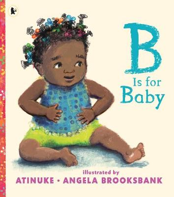 Cover for B Is for Baby by Atinuke