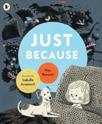 Cover for Just Because by Mac Barnett