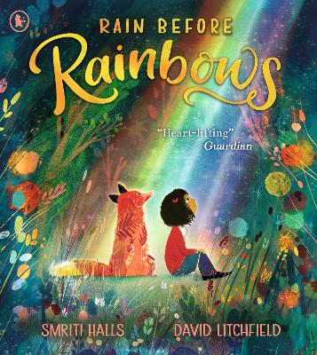 Cover for Rain Before Rainbows by Smriti Halls