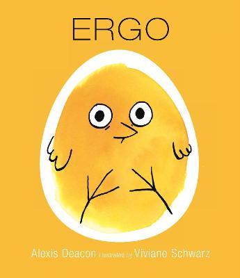Cover for Ergo by Alexis Deacon