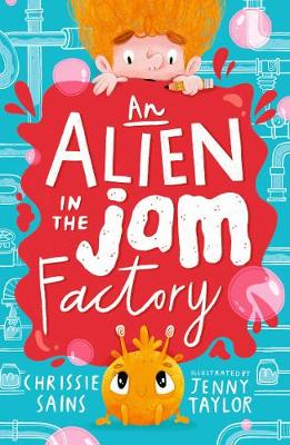 An Alien in the Jam Factory