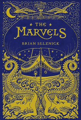 Cover for The Marvels by Brian Selznick