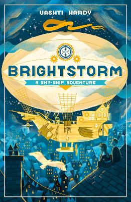 Cover for Brightstorm by Vashti Hardy