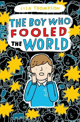 Cover for The Boy Who Fooled the World by Lisa Thompson