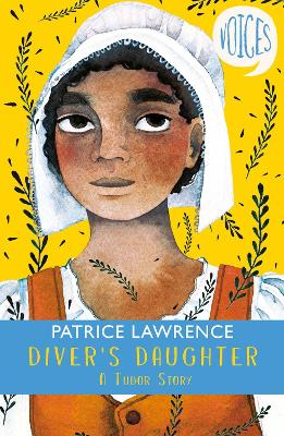 Cover for Diver's Daughter by Patrice Lawrence
