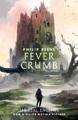 Cover for Fever Crumb by Philip Reeve