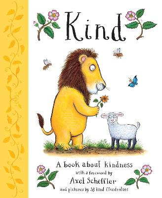 Cover for Kind by Alison Green