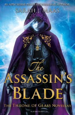 Book Cover for The Assassin's Blade The Throne of Glass Novellas by Sarah J. Maas