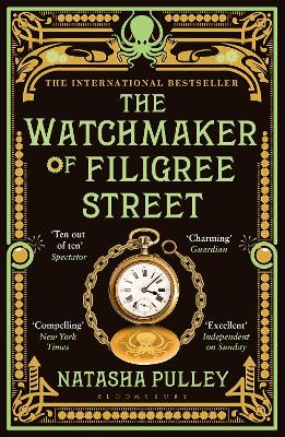 Cover for The Watchmaker of Filigree Street  by Natasha Pulley