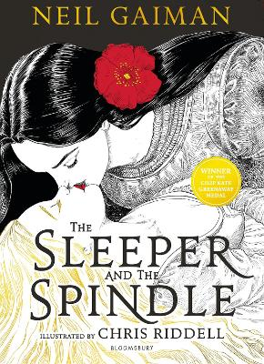 Cover for The Sleeper and the Spindle by Neil Gaiman