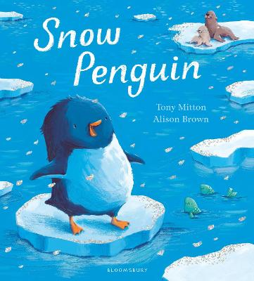 Cover for Snow Penguin by Tony Mitton