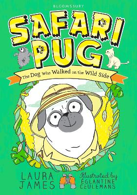 Cover for Safari Pug by Laura James