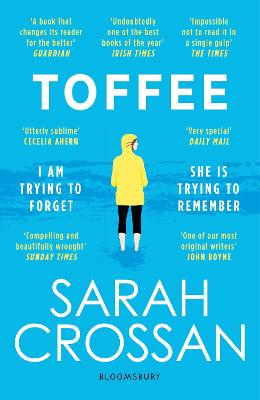 Cover for Toffee by Sarah Crossan