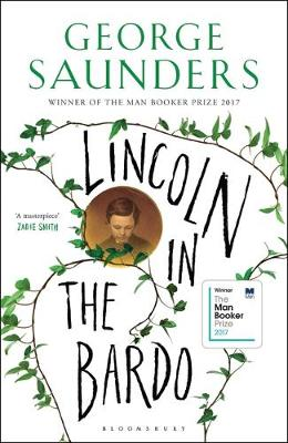 Cover for Lincoln in the Bardo by George Saunders