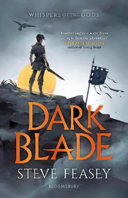 Cover for Dark Blade  by Steve Feasey