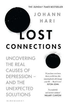 Book Cover for Lost Connections by Johann Hari