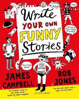 Write Your Own Funny Stories