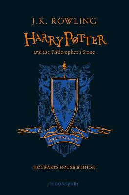 Book Cover for Harry Potter and the Philosopher's Stone - Ravenclaw Edition by J. K. Rowling