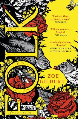 Cover for Folk by Zoe Gilbert