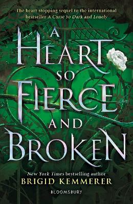 Cover for A Heart So Fierce and Broken by Brigid Kemmerer