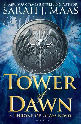 Book Cover for Tower of Dawn by Sarah J. Maas