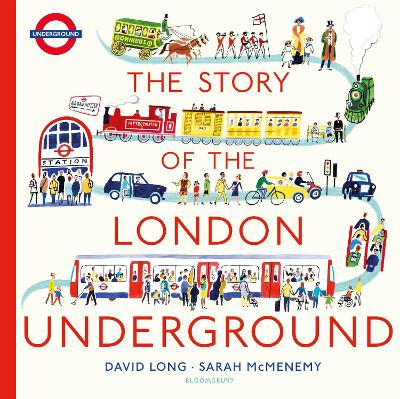 Cover for TfL: The Story of the London Underground by David Long
