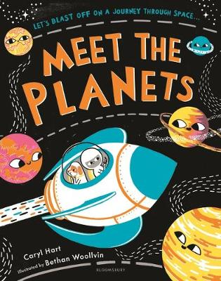 Cover for Meet the Planets by Caryl Hart